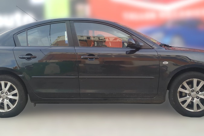 Alquiler barato de Mazda Mazda3 1.6 Crtd Active cerca de 28005 Madrid.