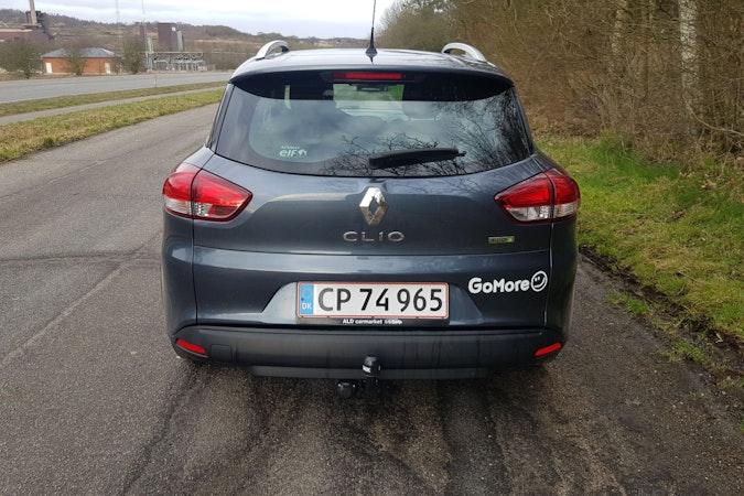 Billig billeje af Renault Clio SW nær 9000 Aalborg.