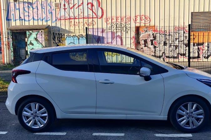 Alquiler barato de Nissan Micra 0.9 90 Ig-T S&S Acenta cerca de 20012 Donostia.