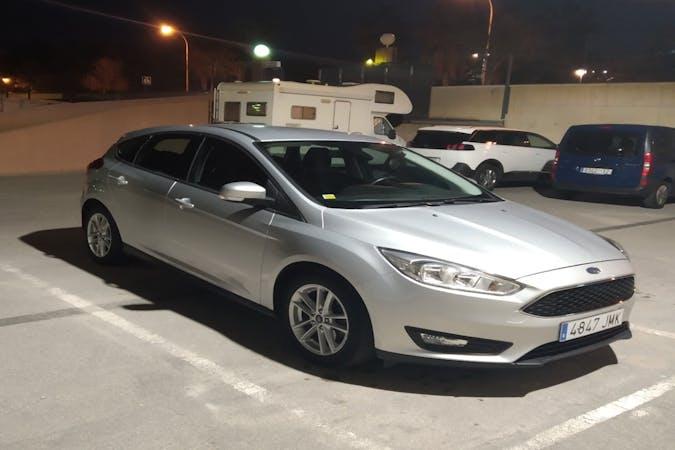 Alquiler barato de Ford Focus 1.5 Tdci 120 Sport cerca de 03540 Alicante (Alacant).