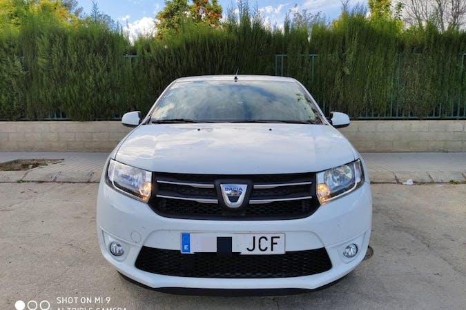 Alquiler barato de Dacia Sandero 1.5 Dci 75 Ambiance cerca de 46007 València.