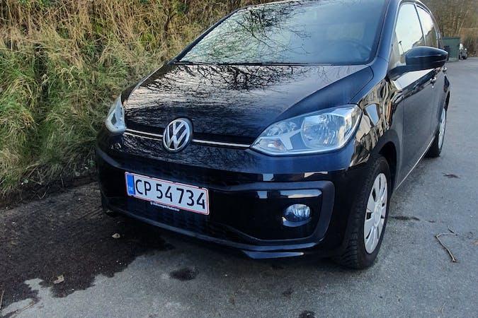 Billig billeje af Volkswagen UP! nær 6400 Sønderborg.