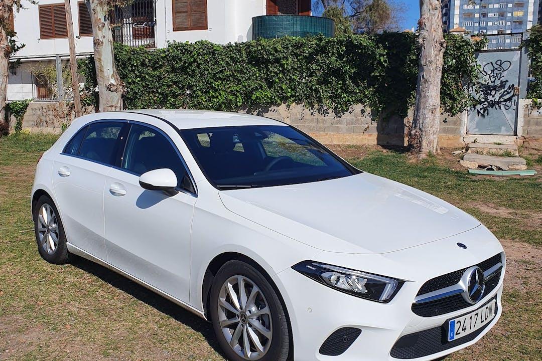 Alquiler barato de Mercedes A (176) 200 D cerca de 46005 València.