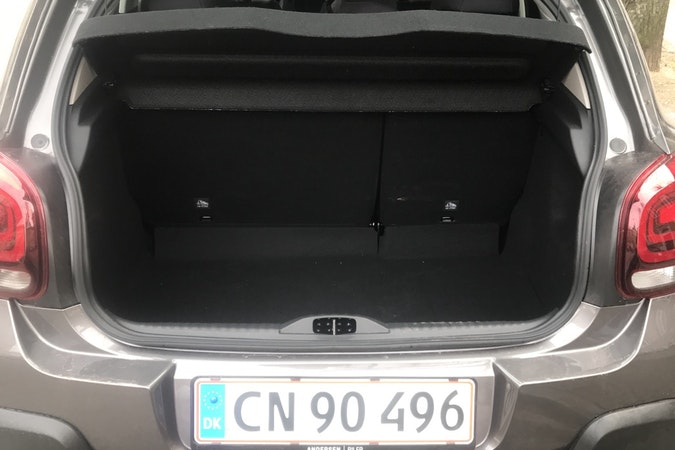 Billig billeje af Citroën C3 nær 1820 Frederiksberg.