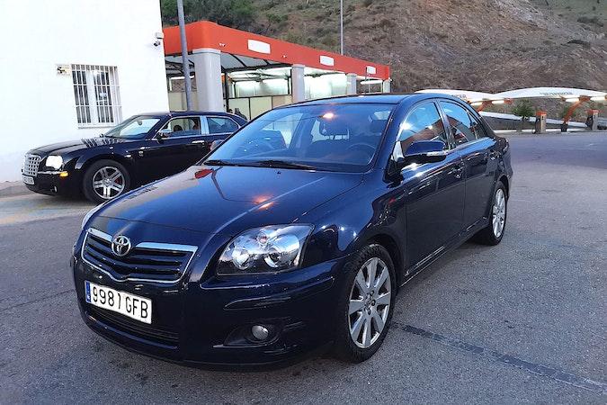 Alquiler barato de Toyota Avensis Executive D4D 2.0 cerca de 29007 Málaga.