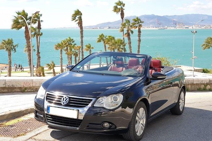 Alquiler barato de Volkswagen Eos 1.4 Tsi 122 cerca de 29002 Málaga.