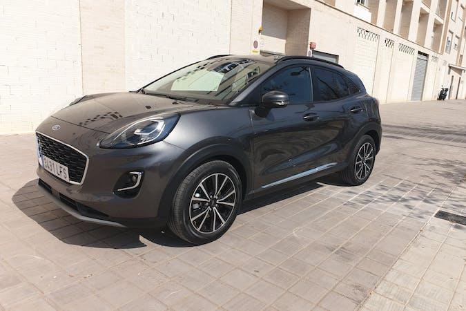 Alquiler barato de Ford Puma cerca de 46017 València.