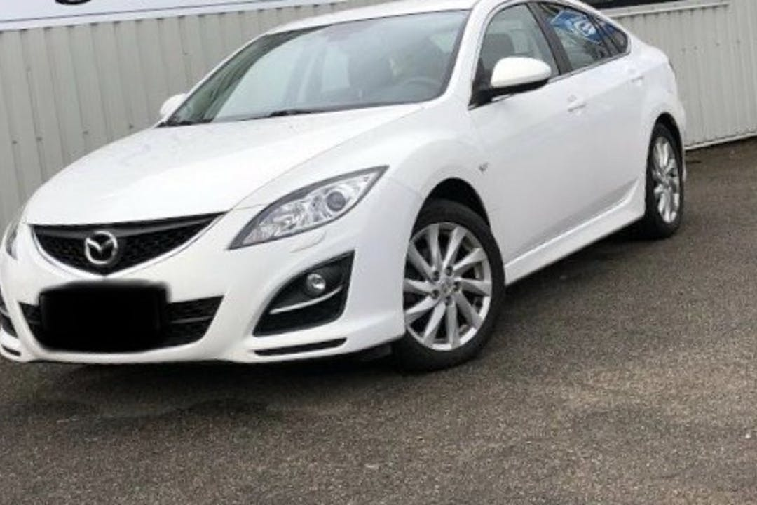 Billig billeje af Mazda 6 nær 4600 Køge.