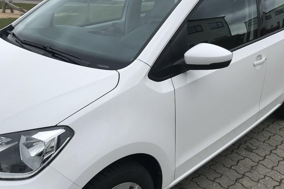 Billig billeje af Volkswagen UP! nær 8541 Skødstrup.