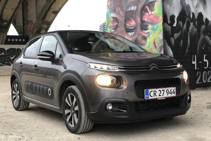 Billig billeje af Citroën C3 nær 8000 Aarhus.