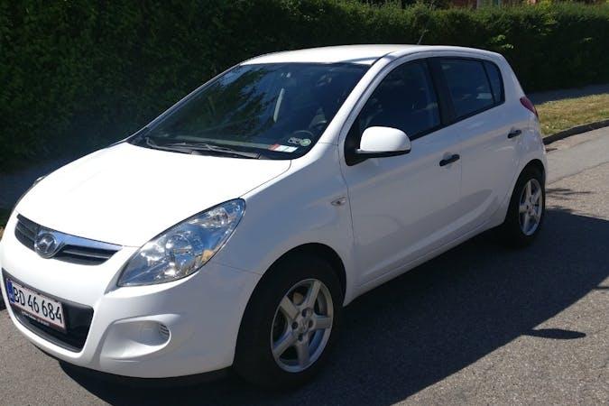 Billig billeje af Hyundai i20 nær 2730 Herlev.