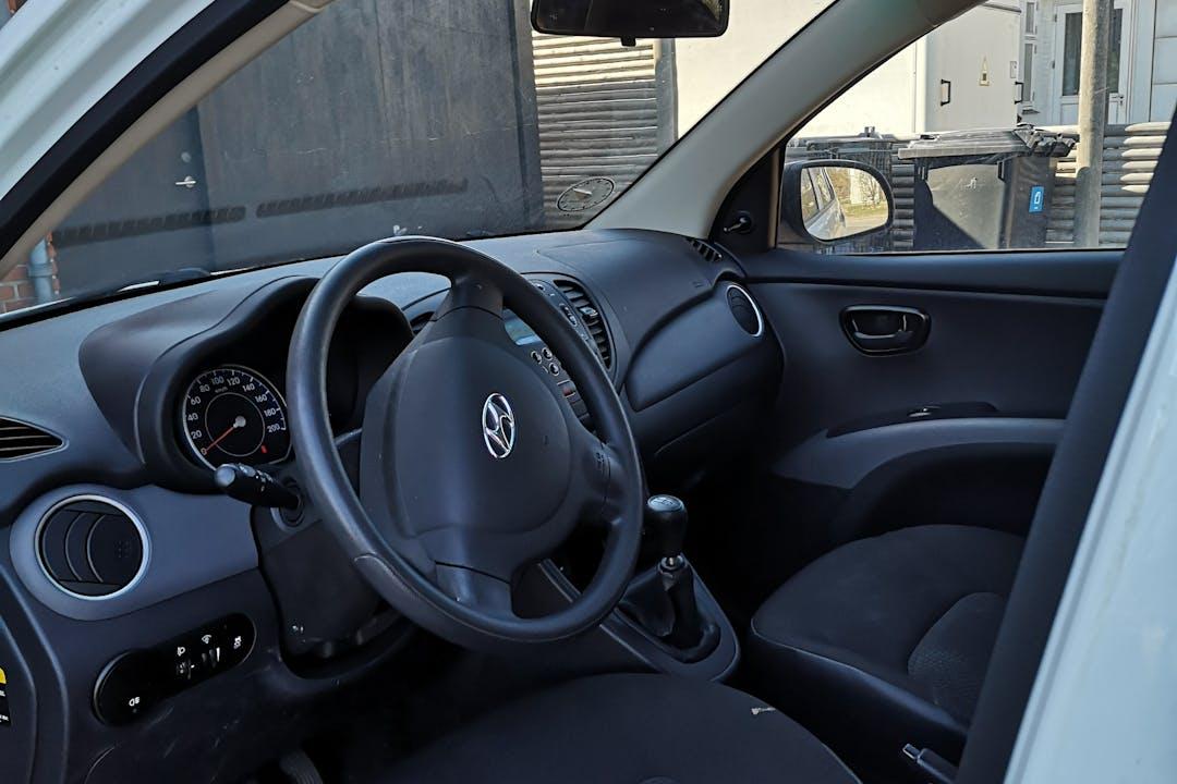 Billig billeje af Hyundai i10 nær 2791 Dragør.