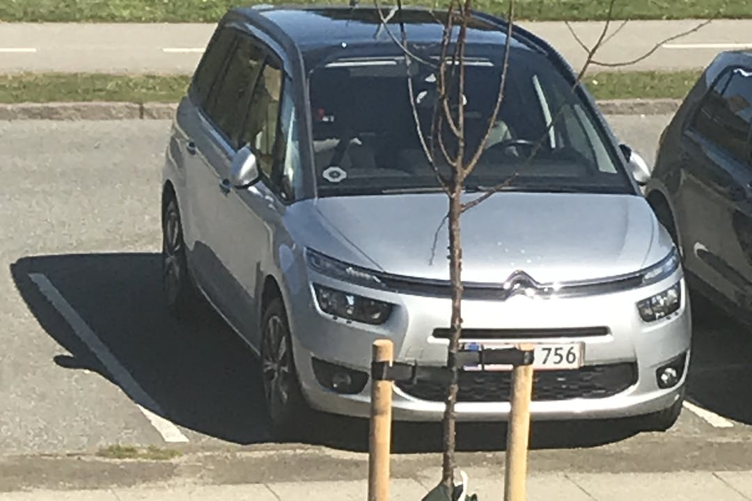 Billig billeje af Citroën C4 Picasso nær 8200 Aarhus.