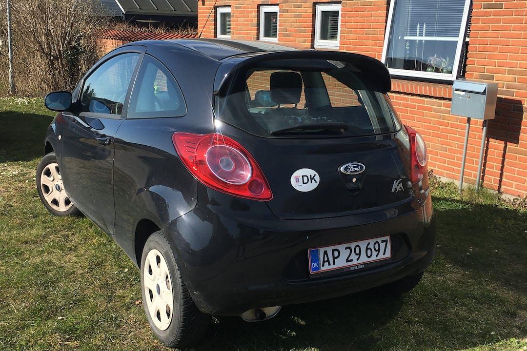 Billig billeje af Ford Ka nær 8240 Risskov.