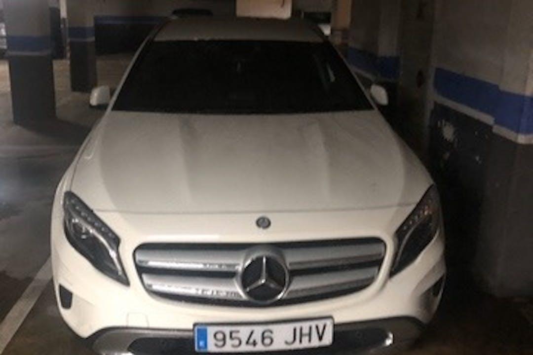 Alquiler barato de Mercedes Gla (156) 200 Cdi Amg Line cerca de 08224 Terrassa.