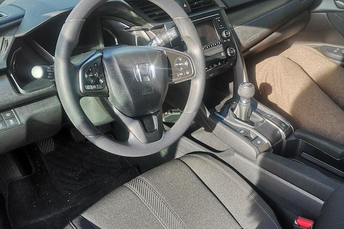 Billig biluthyrning av Honda Civic i närheten av 414 63 Stigberget.