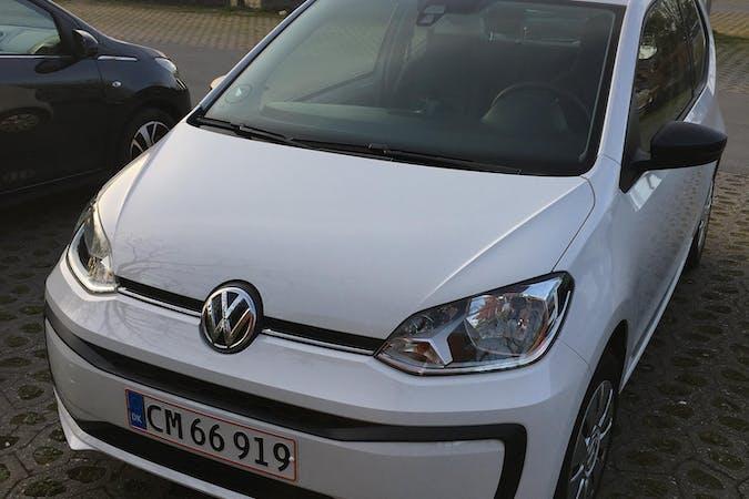 Billig billeje af Volkswagen UP! nær 2730 Herlev.