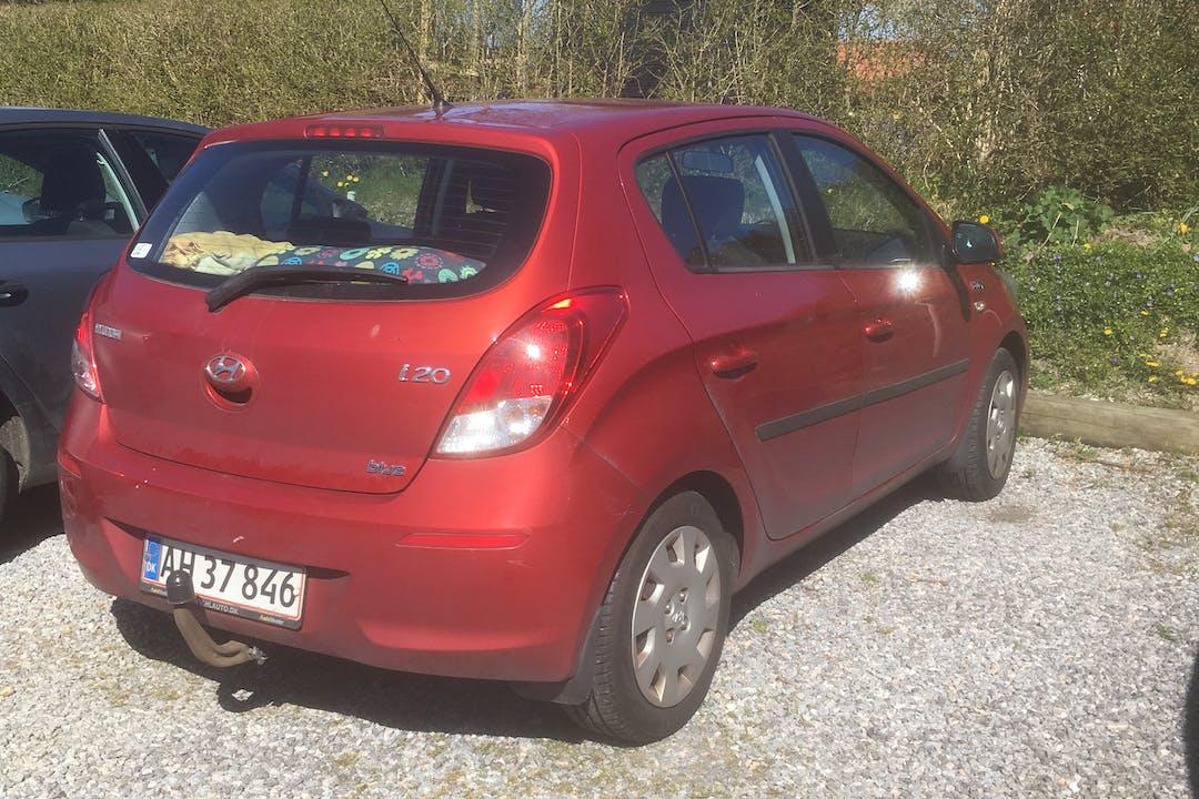 Billig billeje af Hyundai i20 nær 8920 Randers.