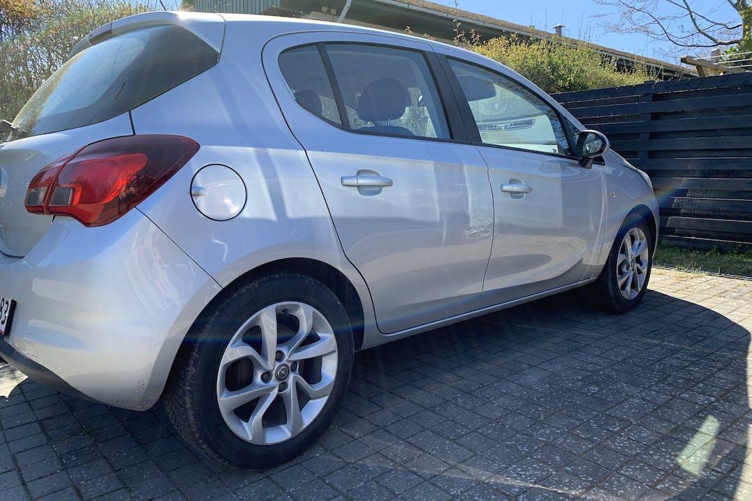Billig billeje af Opel Corsa nær 8260 Viby J.