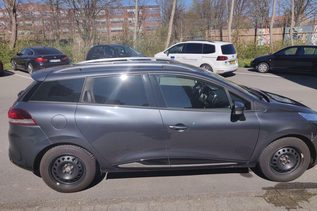 Billig billeje af Renault Clio SW nær 8200 Aarhus.