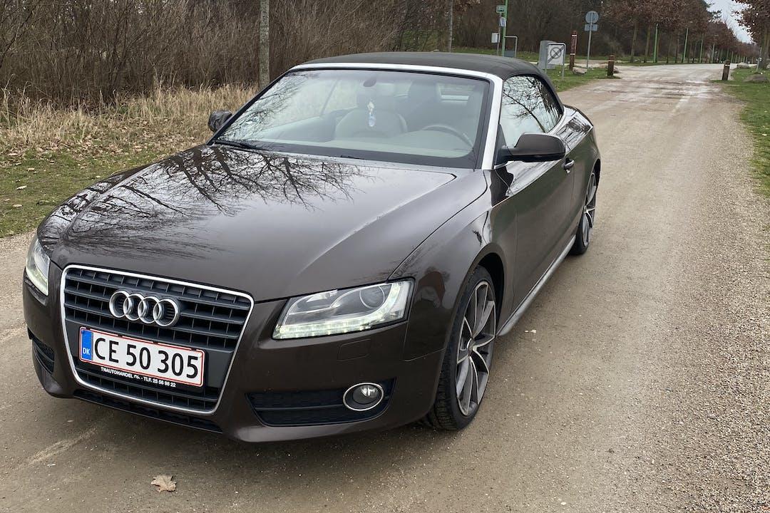 Billig billeje af Audi A5 nær 3600 Frederikssund.