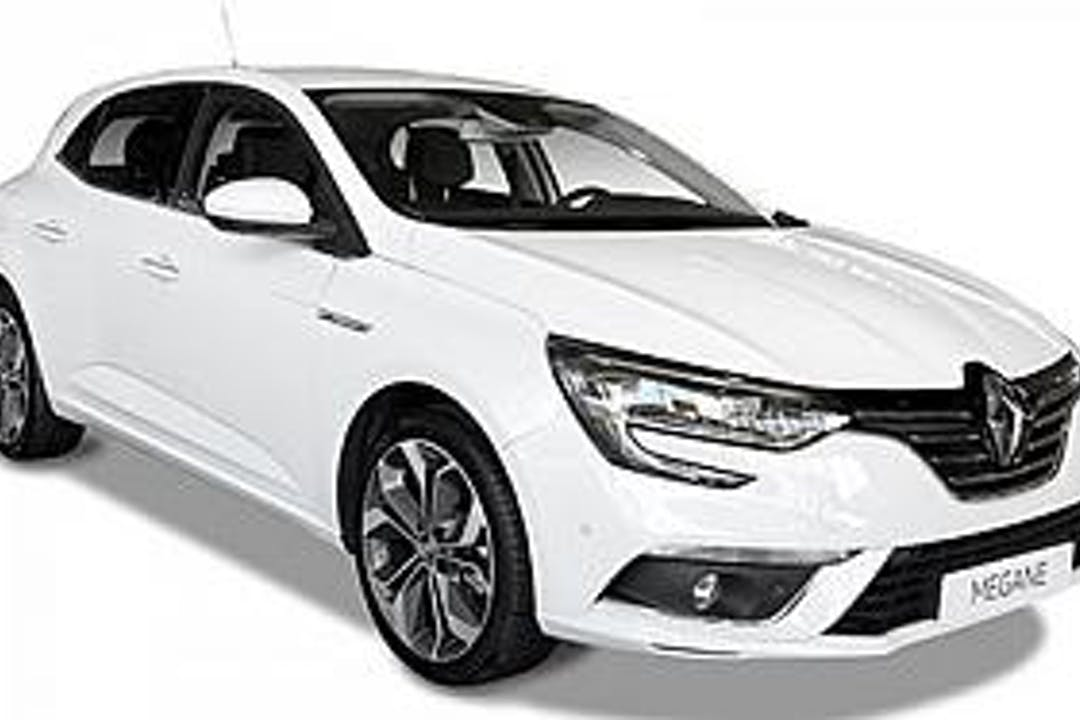 Alquiler barato de Renault Megane Business 1.5dci 90 Energy cerca de 28023 Pozuelo de Alarcón.