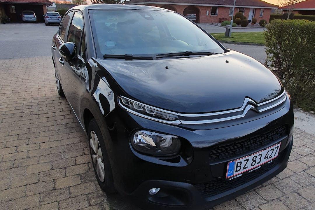 Billig billeje af Citroën C3 nær 5450 Otterup.