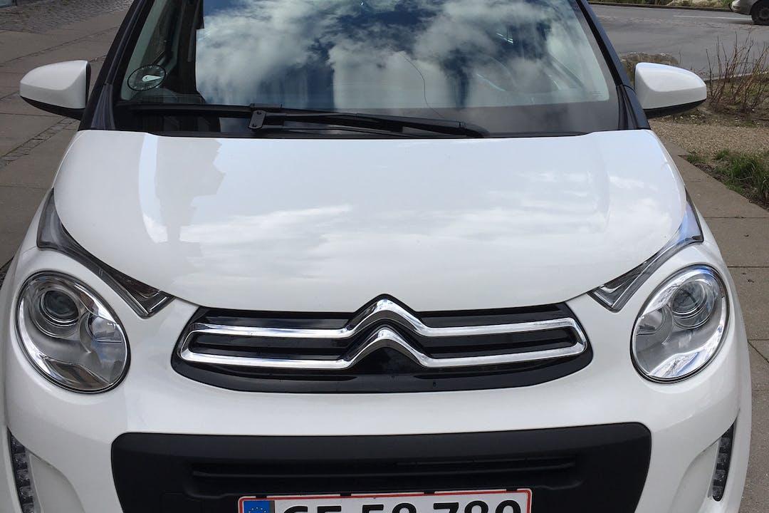 Billig billeje af Citroën C1 nær 2100 København.