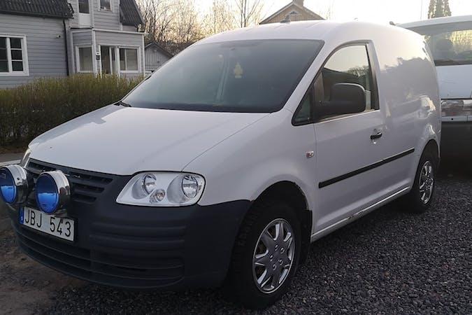 Billig biluthyrning av Volkswagen Caddy med Dragkrok i närheten av 445 34 Bohus.
