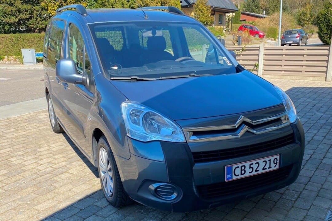 Billig billeje af Citroën Berlingo nær 2500 København.
