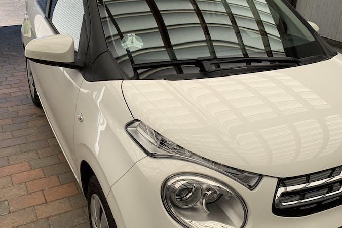 Billig billeje af Citroën C1 med Isofix beslag nær 2670 Greve.