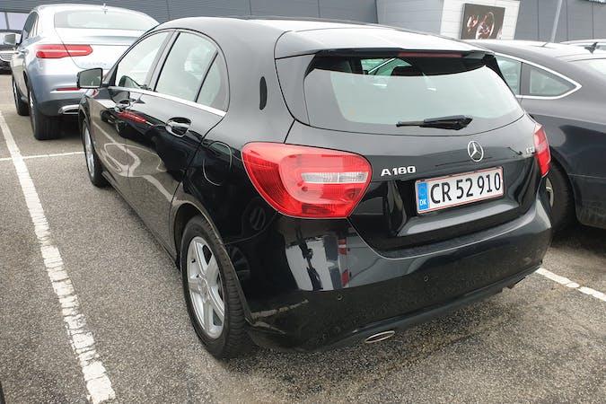 Billig billeje af Mercedes A-Class med GPS nær 7000 Fredericia.