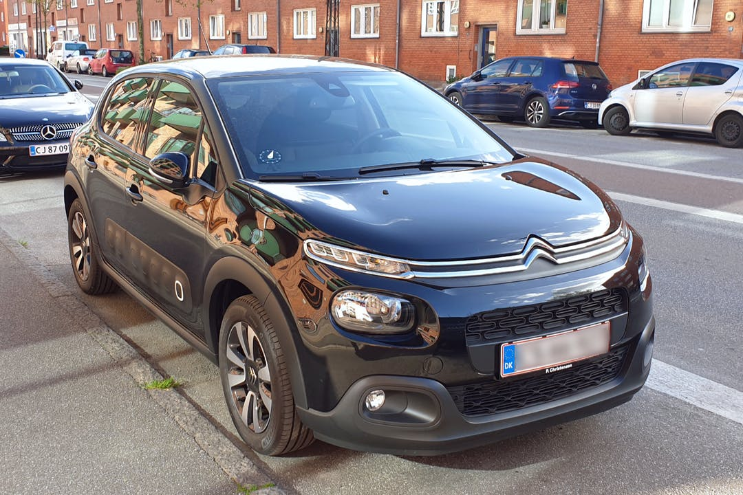 Billig billeje af Citroën C3 nær 2720 København.