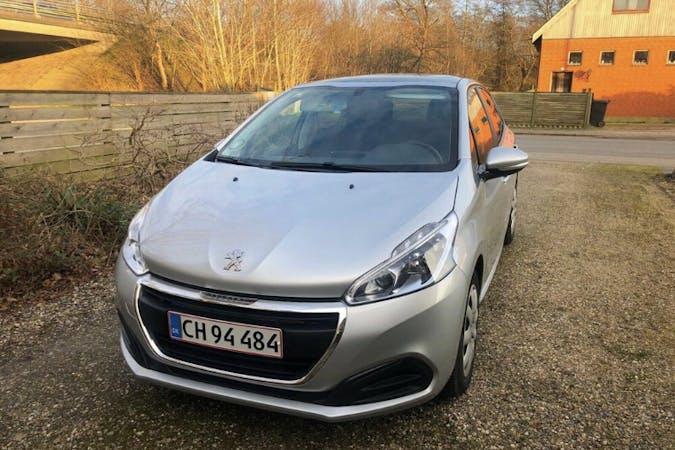 Billig billeje af Peugeot 208 nær 8700 Horsens.