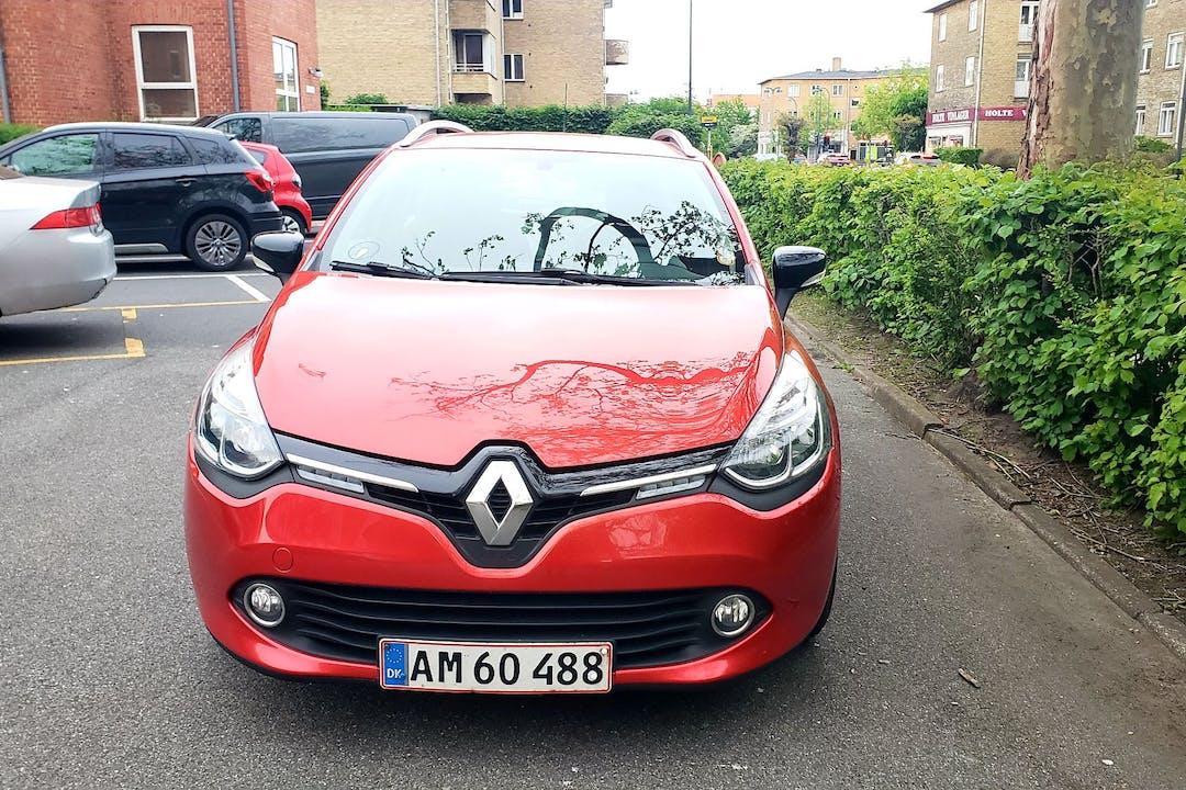 Billig billeje af Renault Clio SW nær 2830 Virum.