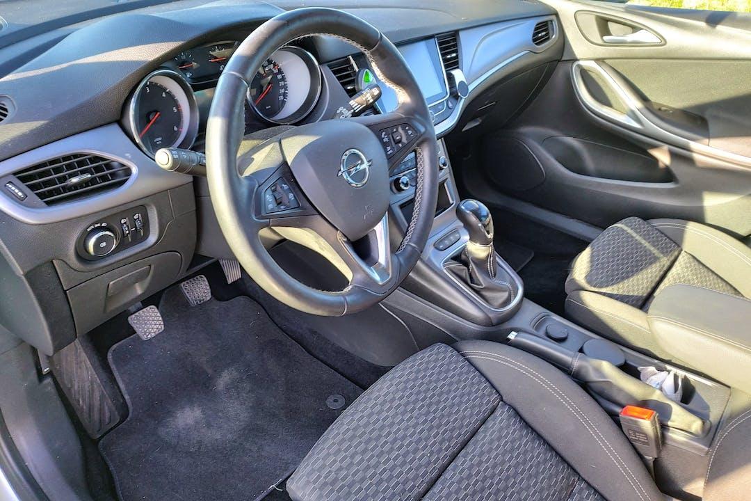 Billig billeje af Opel Astra nær 4660 Store Heddinge.
