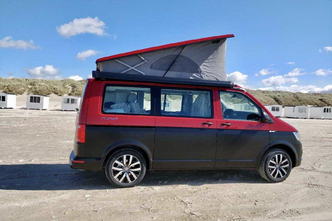 Billig billeje af Volkswagen California nær 8940 Randers.