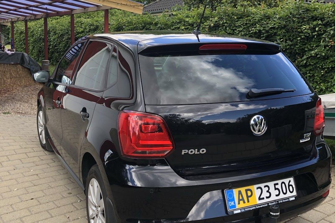 Billig billeje af Volkswagen Polo med Anhængertræk nær 8700 Horsens.