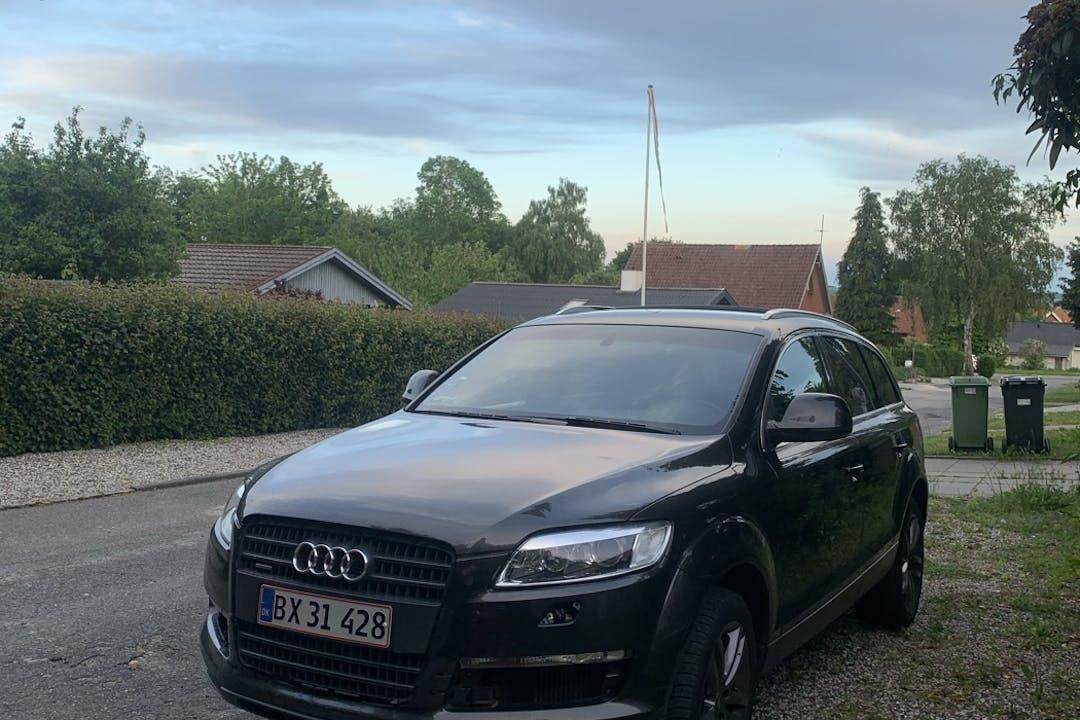 Billig billeje af Audi A7 med Aircondition nær 8000 Aarhus.