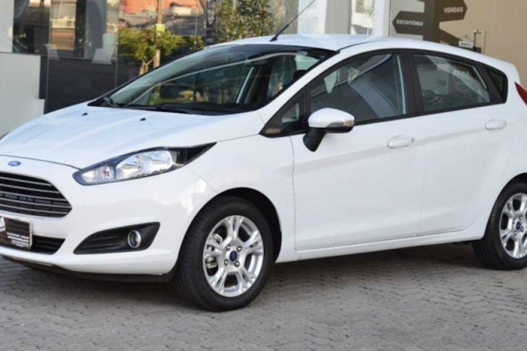 Alquiler barato de Ford Fiesta cerca de 11207 Algeciras.
