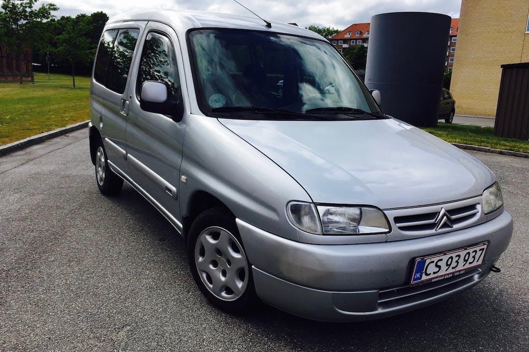 Billig billeje af Citroën Berlingo nær 8200 Aarhus.