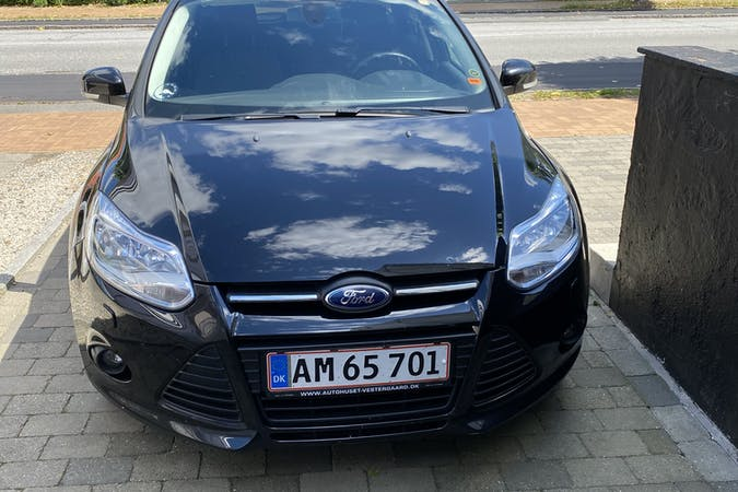 Billig billeje af Ford Focus nær 5230 Odense.