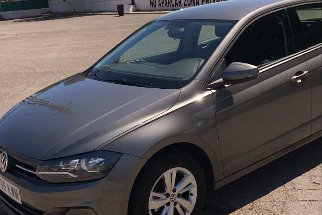 Alquiler barato de Volkswagen Polo Advance 1.0 Tsi 95 con equipamiento GPS cerca de 46920 Mislata.