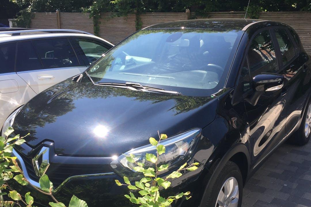 Billig billeje af Renault Captur 1.5 Expression dCI 90 med GPS nær 2400 København.