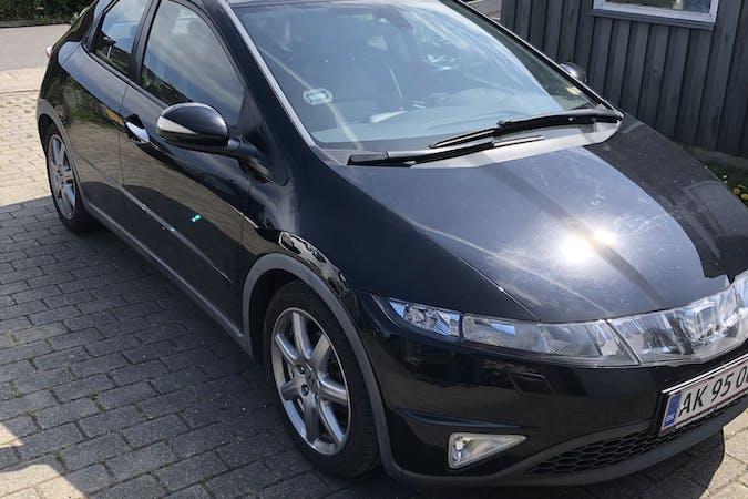 Billig billeje af Honda Civic nær 5800 Nyborg.