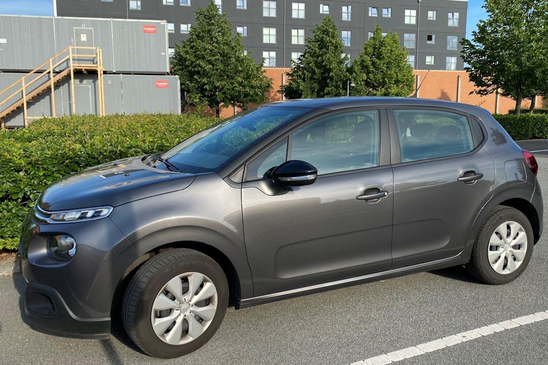 Billig billeje af Citroën C3 med Isofix beslag nær 5000 Odense.