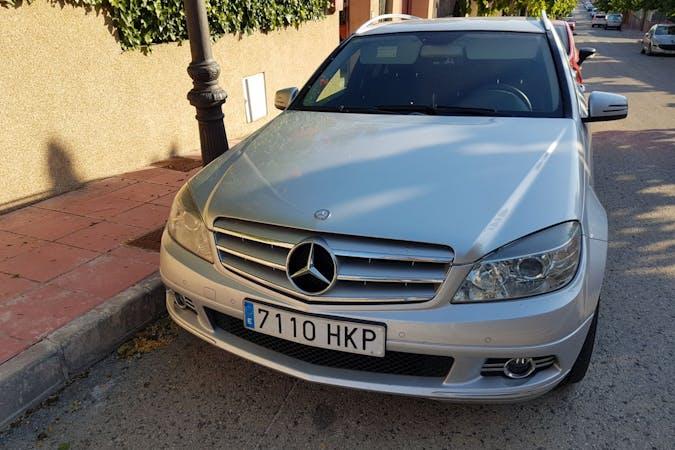 Alquiler barato de Mercedes C 200 (202) cerca de 30507 La Alcayna.