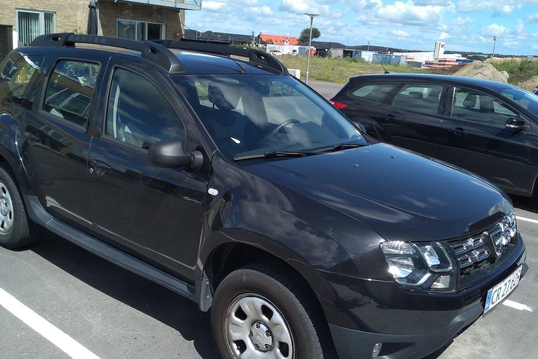 Billig billeje af Dacia Duster nær 9530 Støvring.
