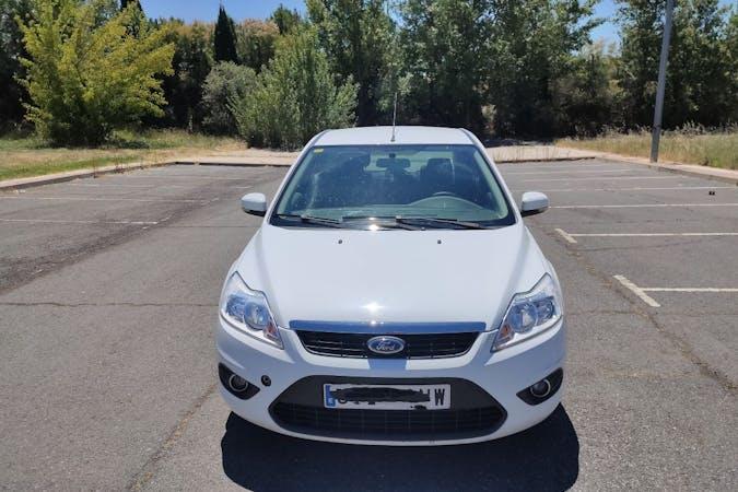 Alquiler barato de Ford Focus cerca de 37003 Salamanca.