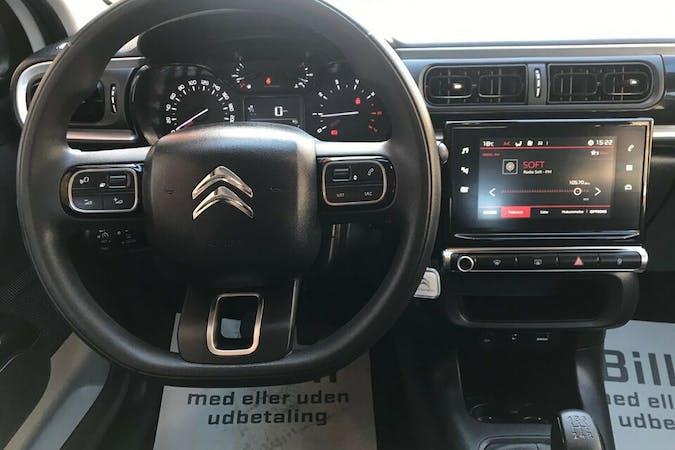 Billig billeje af Citroën C3 med Isofix beslag nær 3650 Ølstykke.